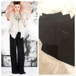 FRONT PLEAT ALICE & OLIVIA COUTURE PANT